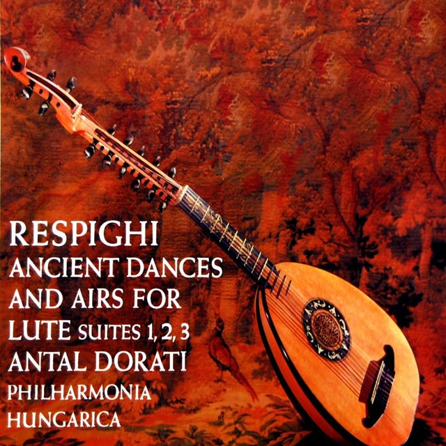 Ancient Dances and Airs for Lute