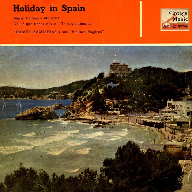 Vintage World No. 102 - EP: Holiday In Spain