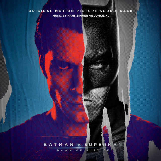 Batman v Superman: Dawn Of Justice (Original Motion Picture Soundtrack) [Deluxe]