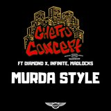 Murda Style (feat. Diamond X, Infinite & Madlocks)