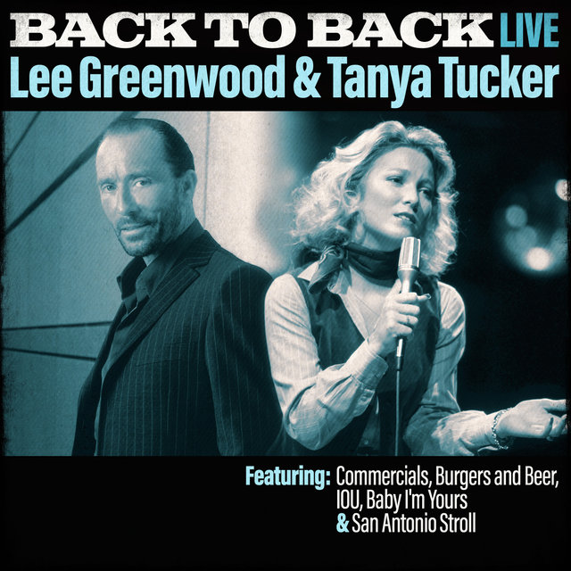 Back To Back - Lee Greenwood & Tanya Tucker
