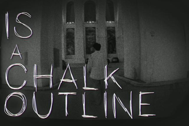 Chalk Outline (Official Lyric Video)