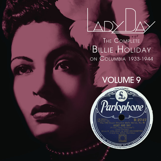 Lady Day: The Complete Billie Holiday On Columbia - Vol. 9