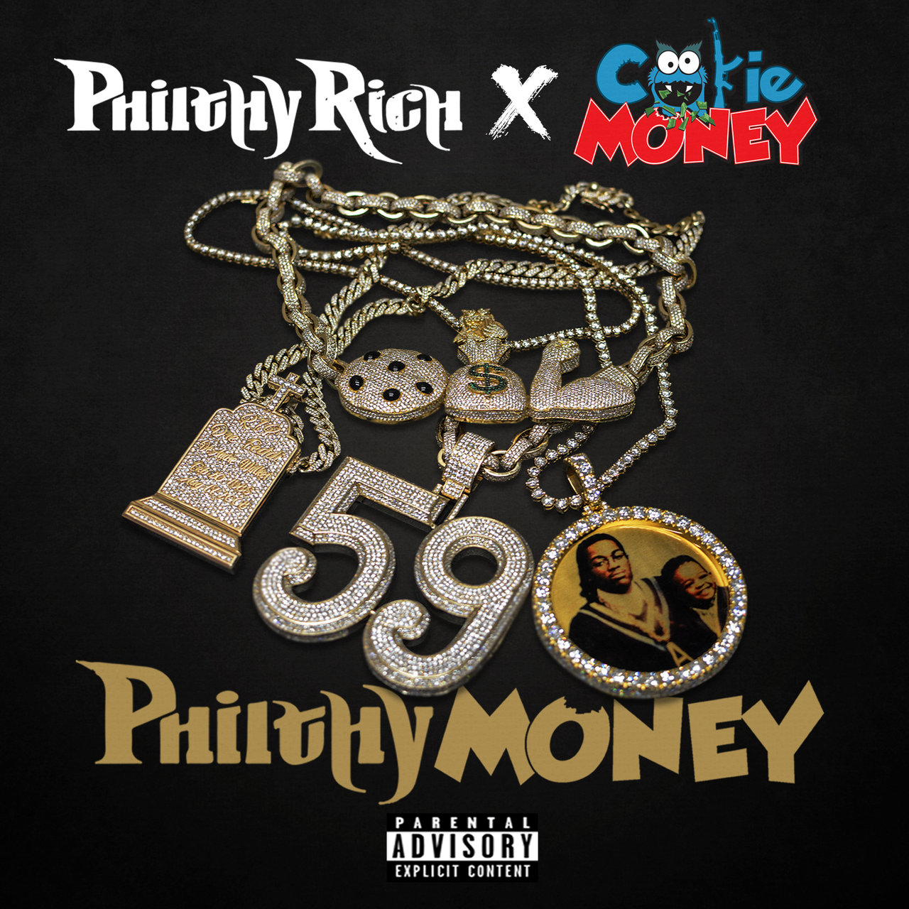 Philthy Money - EP