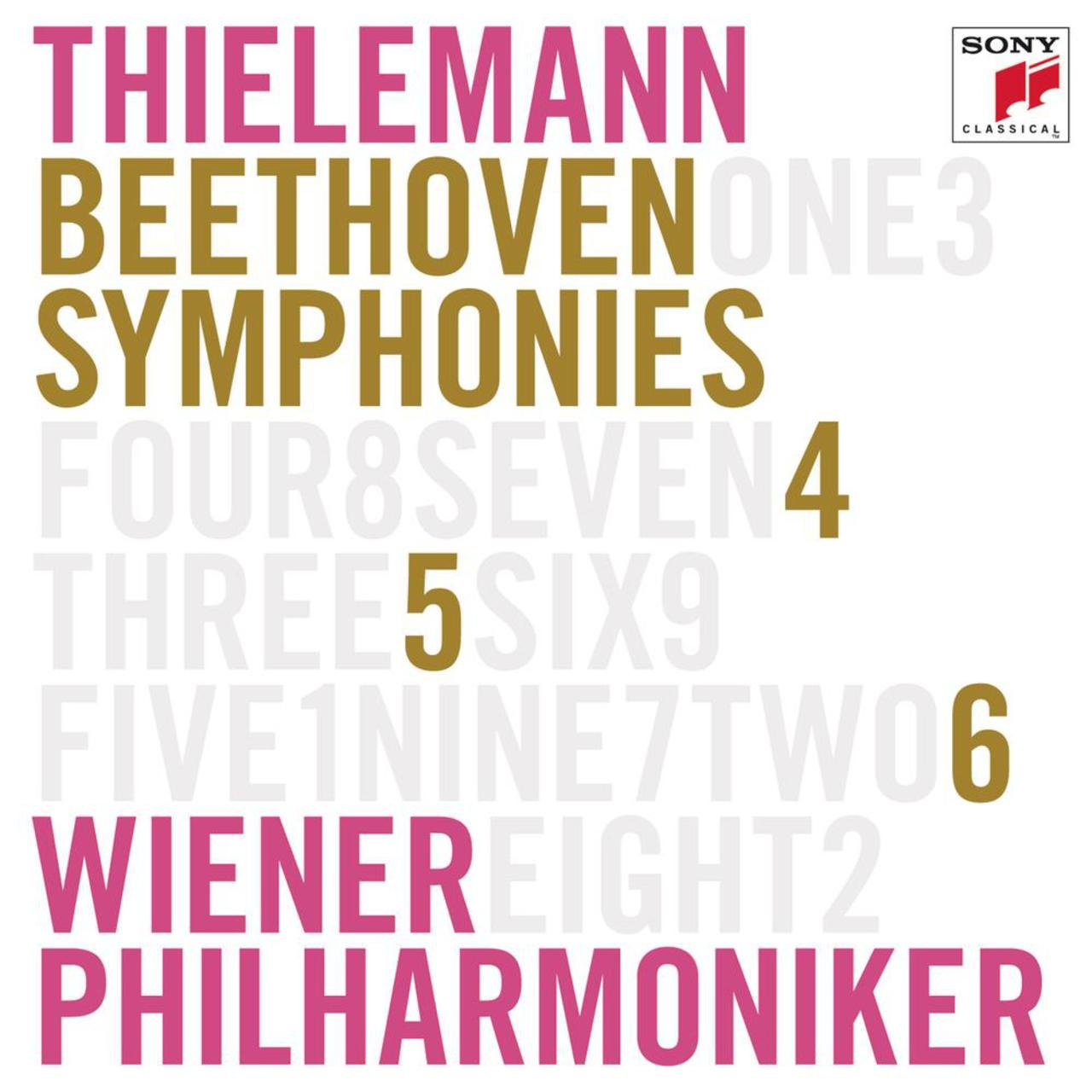 Beethoven: Symphonies Nos. 4, 5 & 6