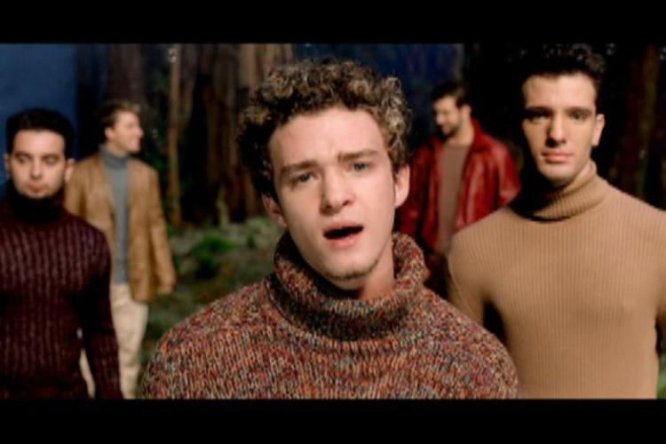 this i promise you - Merry Christmas Happy Holidays Nsync