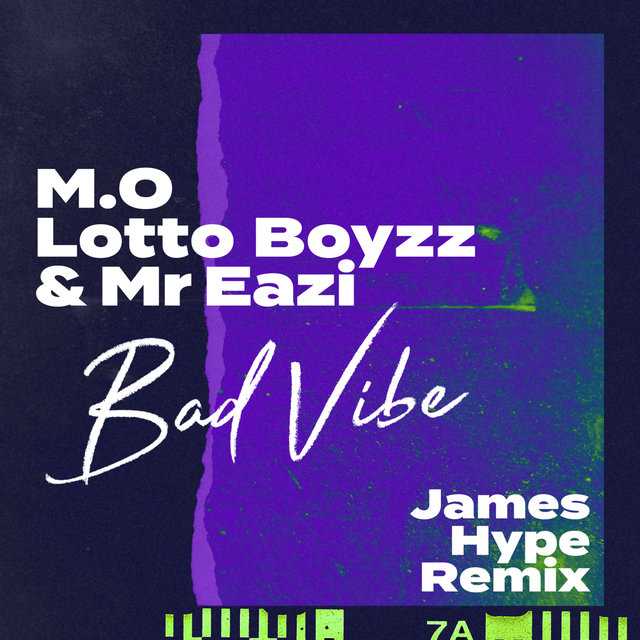 Bad Vibe (James Hype Remix)