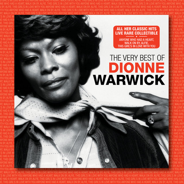 The Very Best of Dionne Warwick (Live)