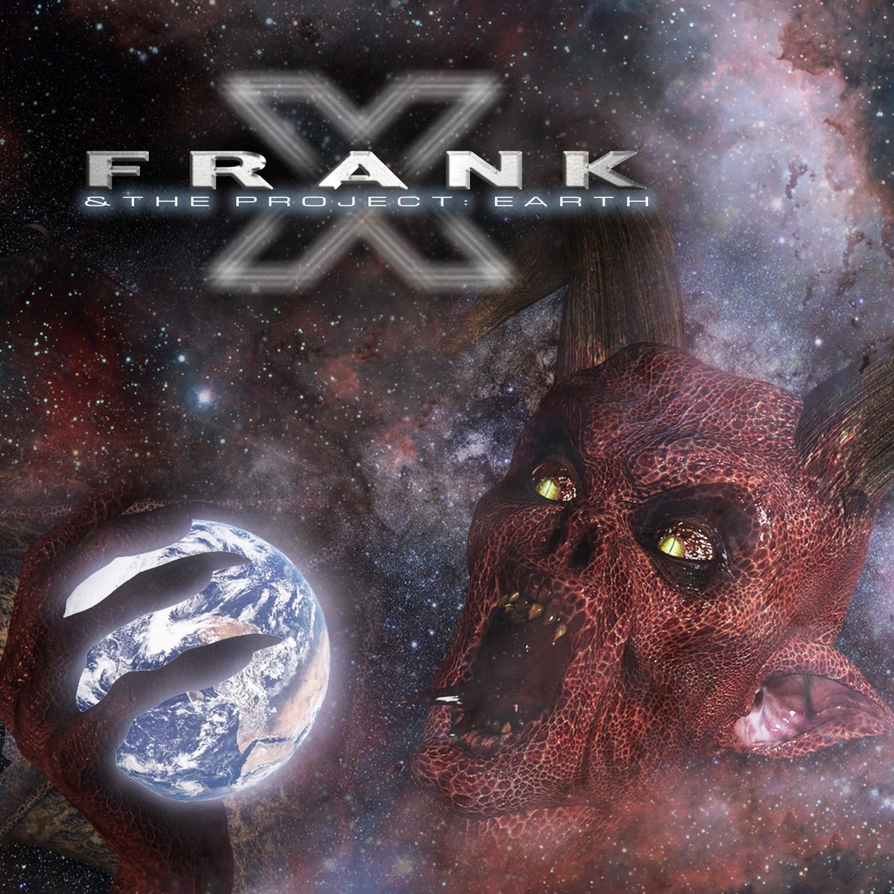 Frank X & The Project: Earth