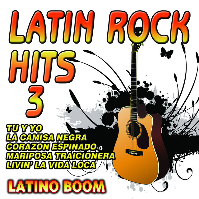 Latin Rock Hits 3