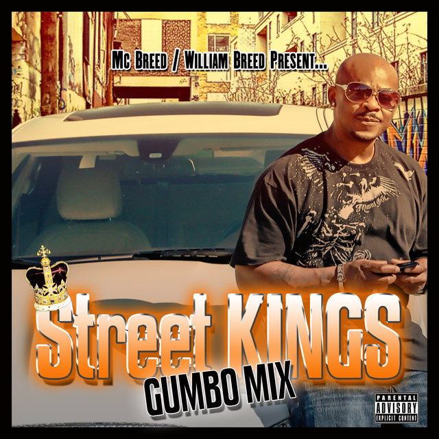 Street Kings Gumbo Mix Vol.1