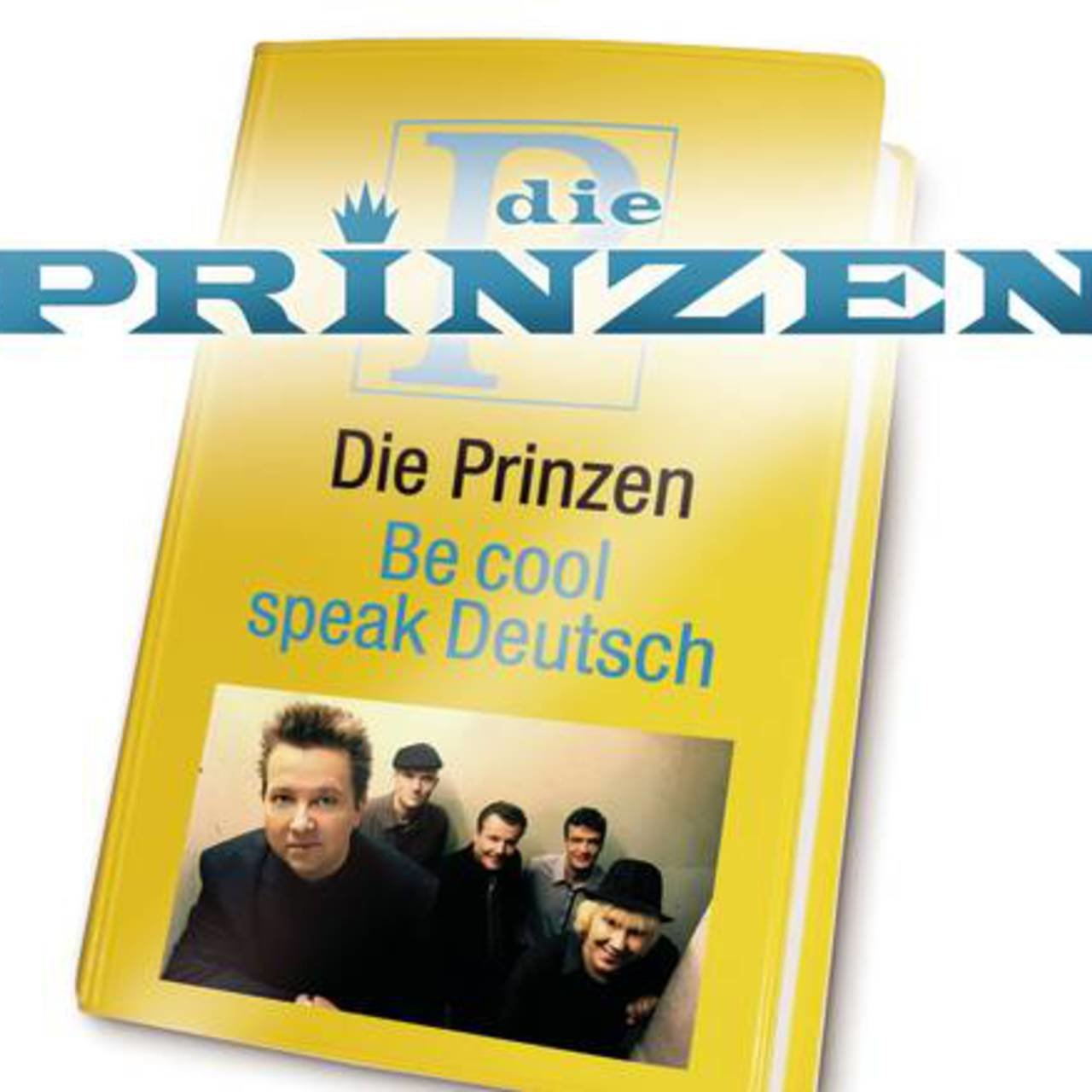 Be Cool Speak Deutsch