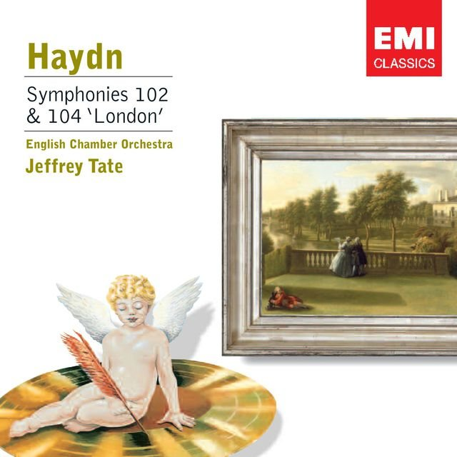 Haydn: Symphonies 102 & 104 'London'