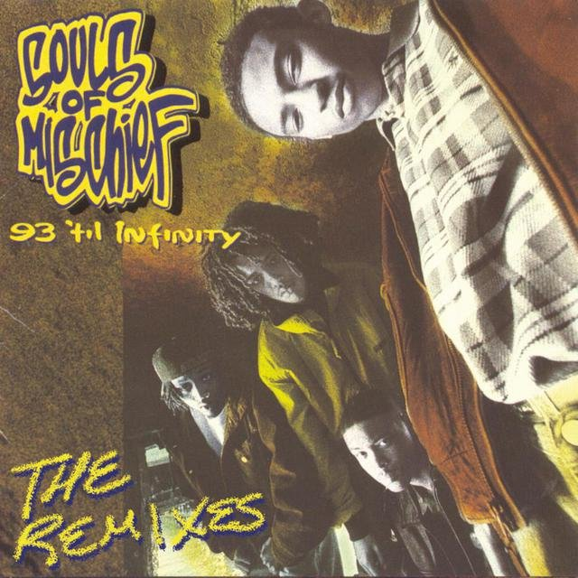 93 'Til Infinity (The Remixes)