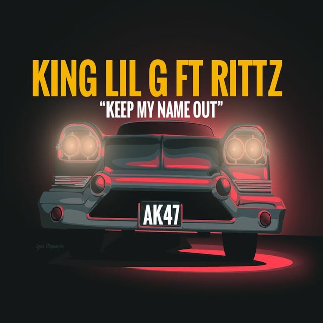 Keep My Name Out (feat. Rittz)