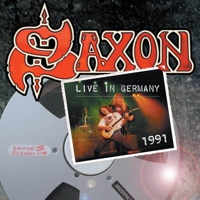 Live in Germany 1991