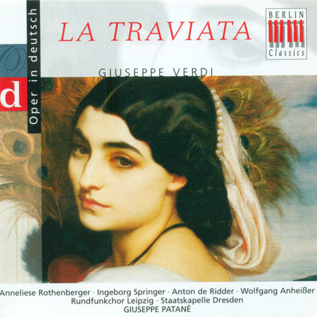 Verdi: Traviata (La Opera Highlights) [Sung in German]
