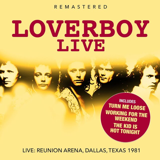 Live - Remastered (Live: Reunion Arena, Dallas, Texas 1981 )