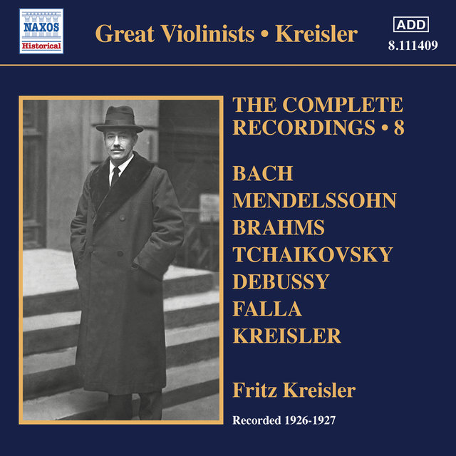 The Complete Recordings, Vol. 8 (1926-1927)