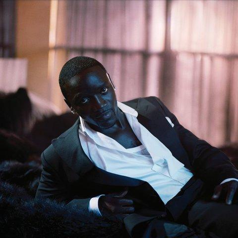 Akon on TIDAL