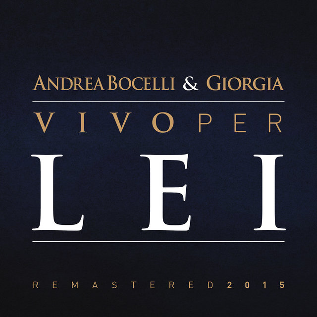 Vivo per lei (Remastered 2015)