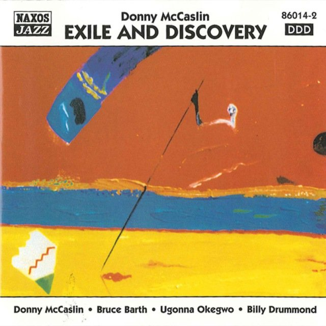 Mccaslin, Donny: Exile and Discovery