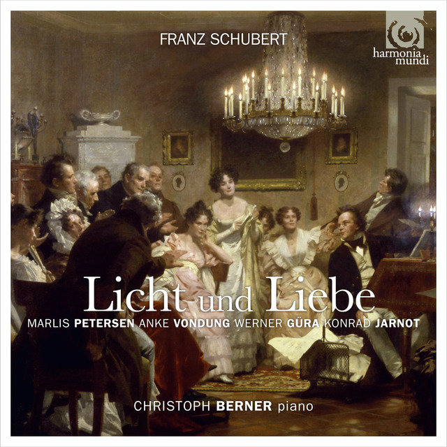 Schubert: Lieder & Vocal Quartets