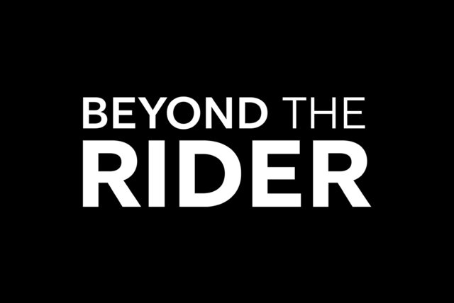 Beyond the Rider