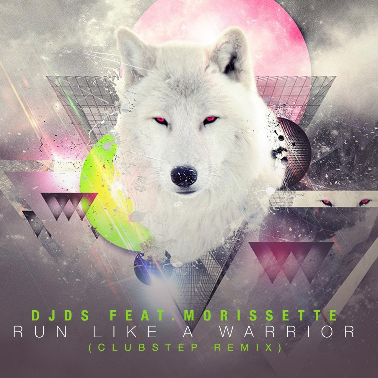 Run Like a Warrior (Clubstep Remix) [feat. Morissette]