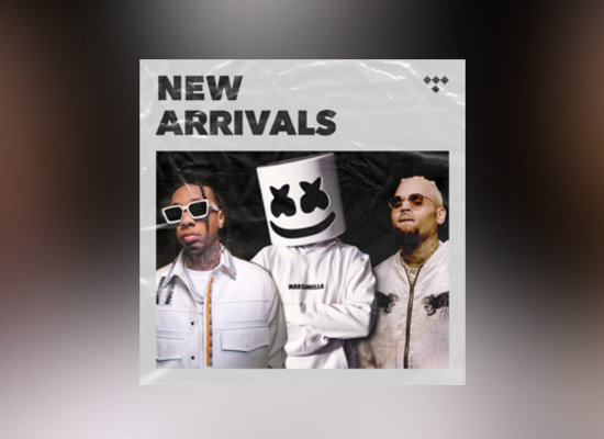 Marshmello, Tyga, Chris Brown
