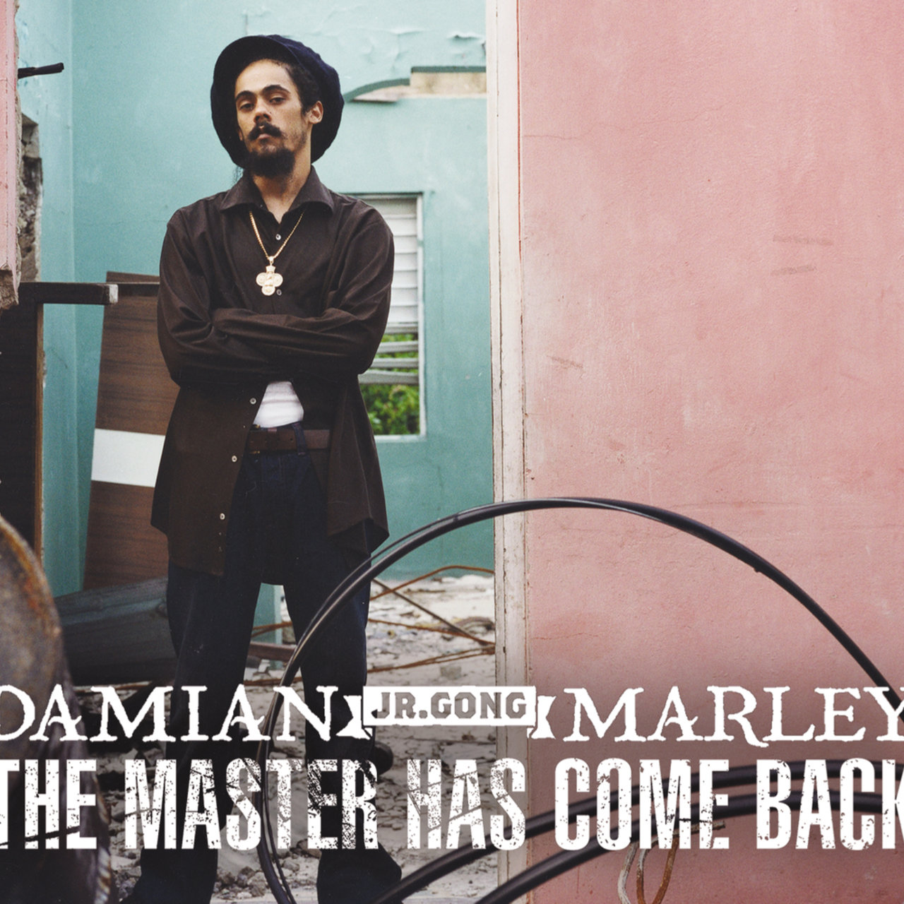 The Master Has Come Back (UK Comm single)