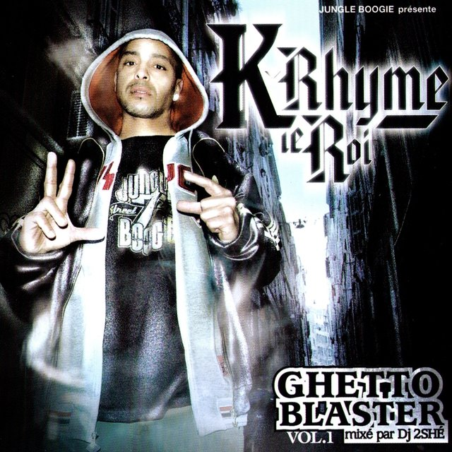 Ghetto Blaster Volume 1