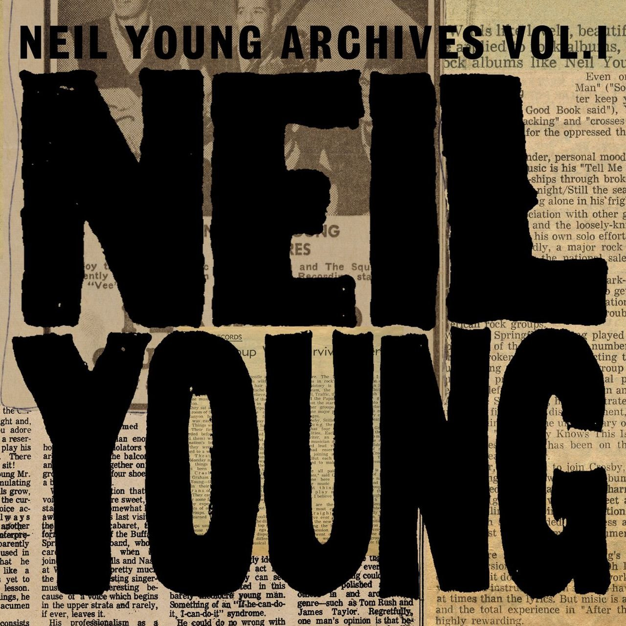 Archives Vol. 1 1963-1972