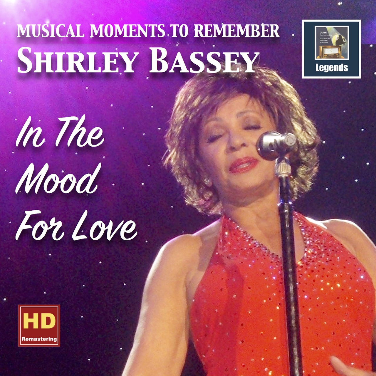 Musical Moments to Remember: Shirley Bassey — In the Mood for Love (Remastered 2017)