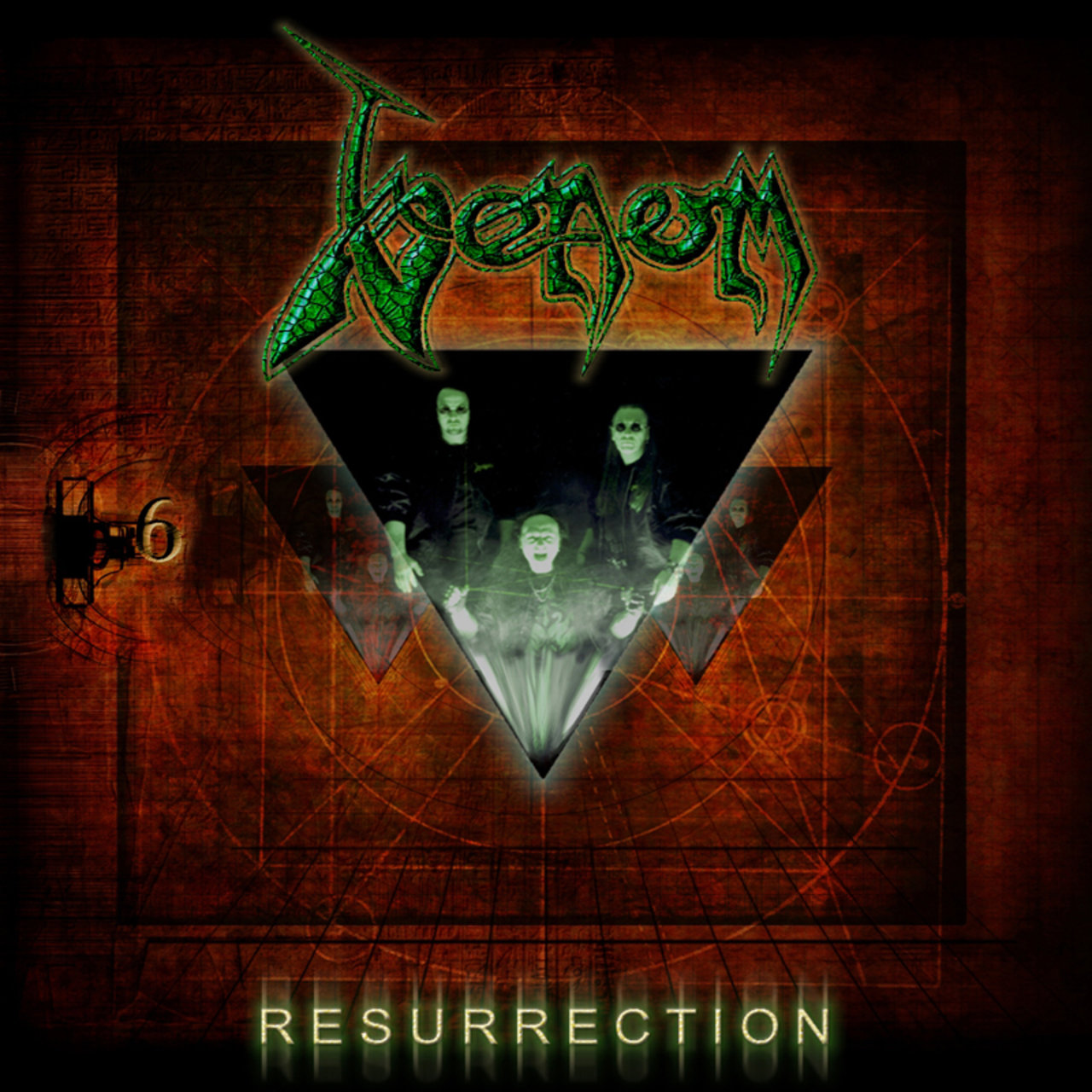 Resurrection (Reissue)