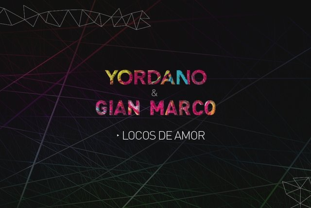 Locos de Amor (Lyric Video)