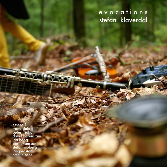 Evocations (feat. Ian Peaston & Per Johansson)