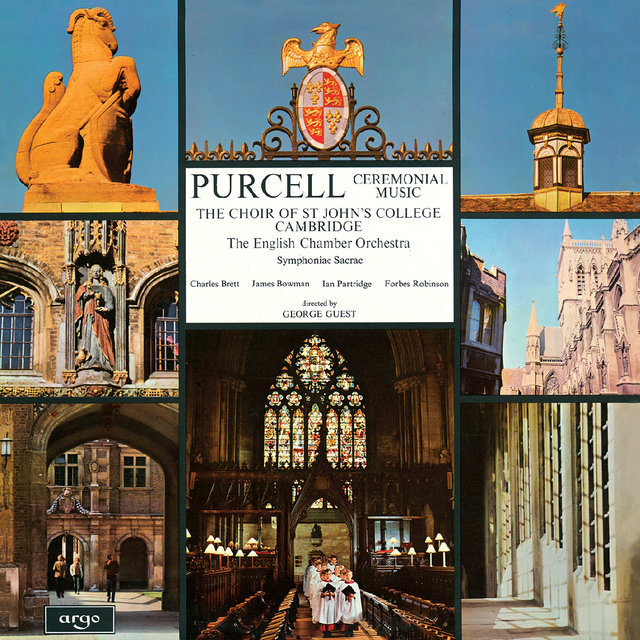Purcell: Te Deum & Jubilate; Complete Funeral Sentences