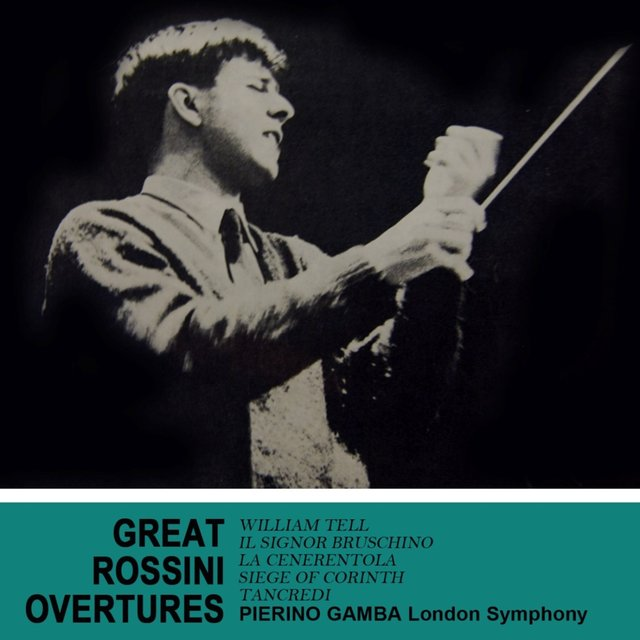 Great Rossini Overtures