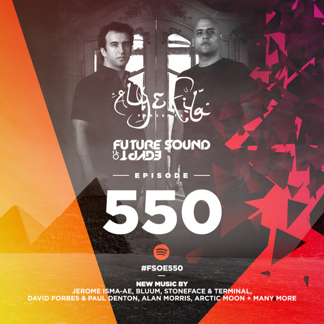Future Sound Of Egypt Episode 550