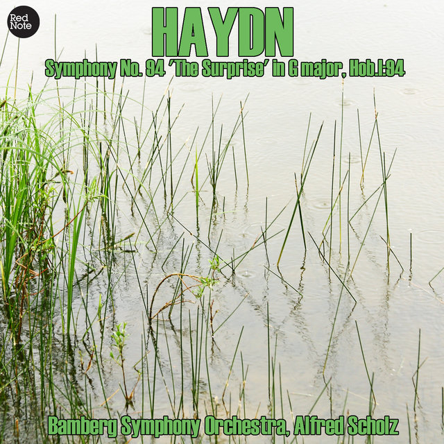 Haydn: Symphony No. 94 'The Surprise' in G major, Hob.I:94