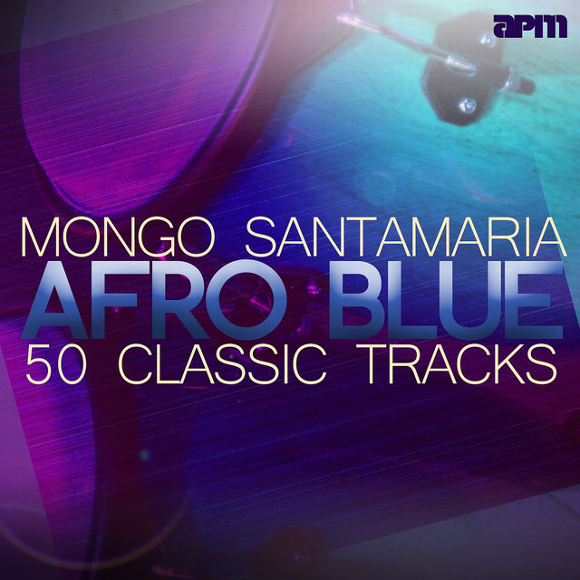 Afro Blue - 50 Classic Tracks