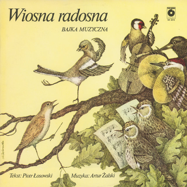Listen To Wielblad I Hiena By Piotr Fronczewski On Tidal