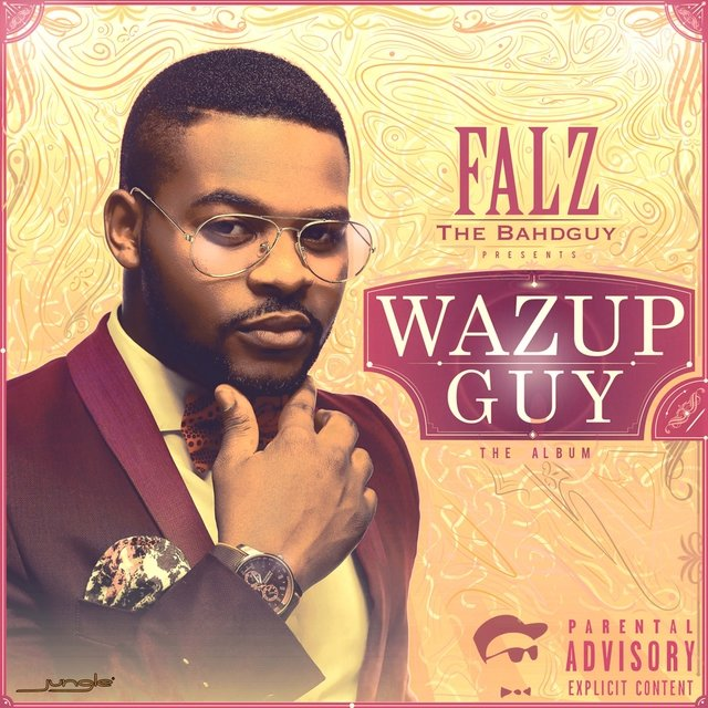 Wazup Guy: The Album