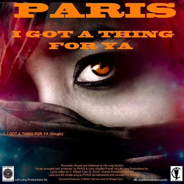 Paris on TIDAL