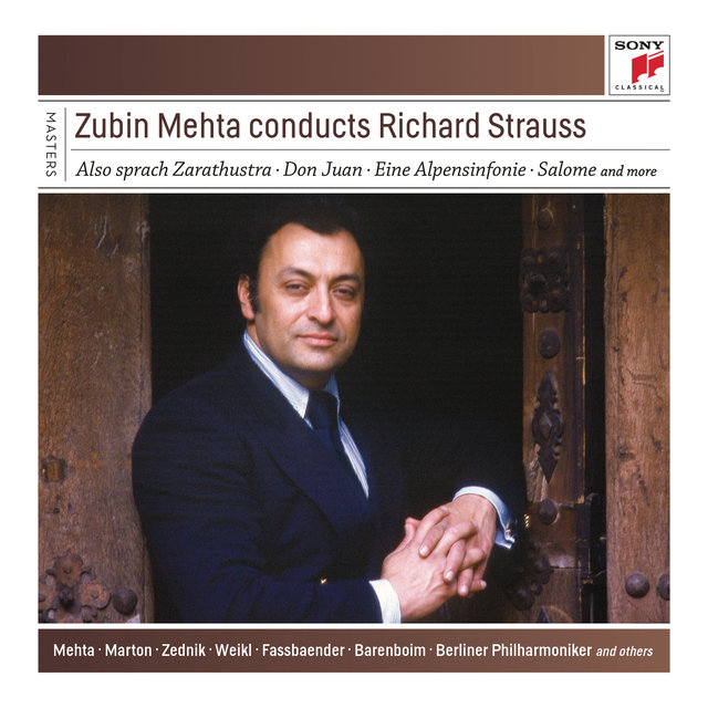 Zubin Mehta Conducts Richard Strauss