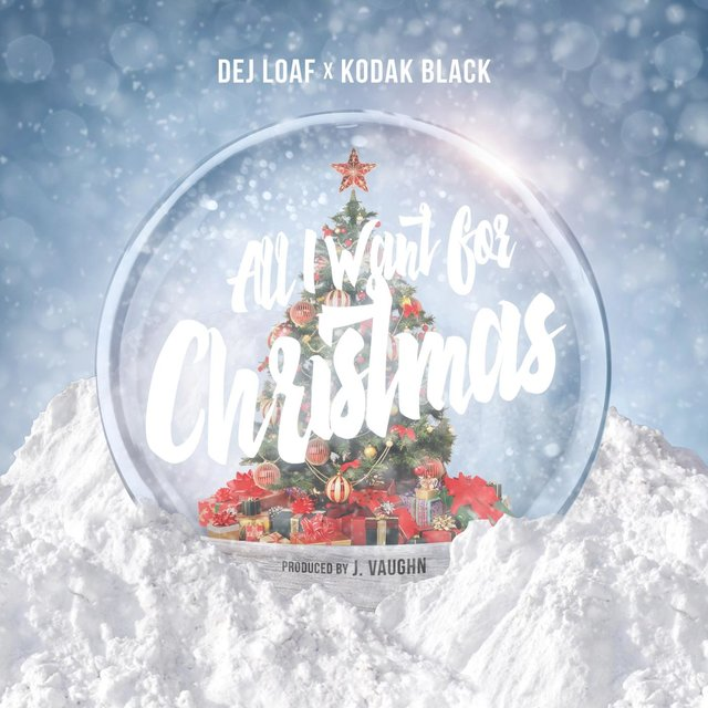 All I Want for Christmas (feat. Kodak Black)