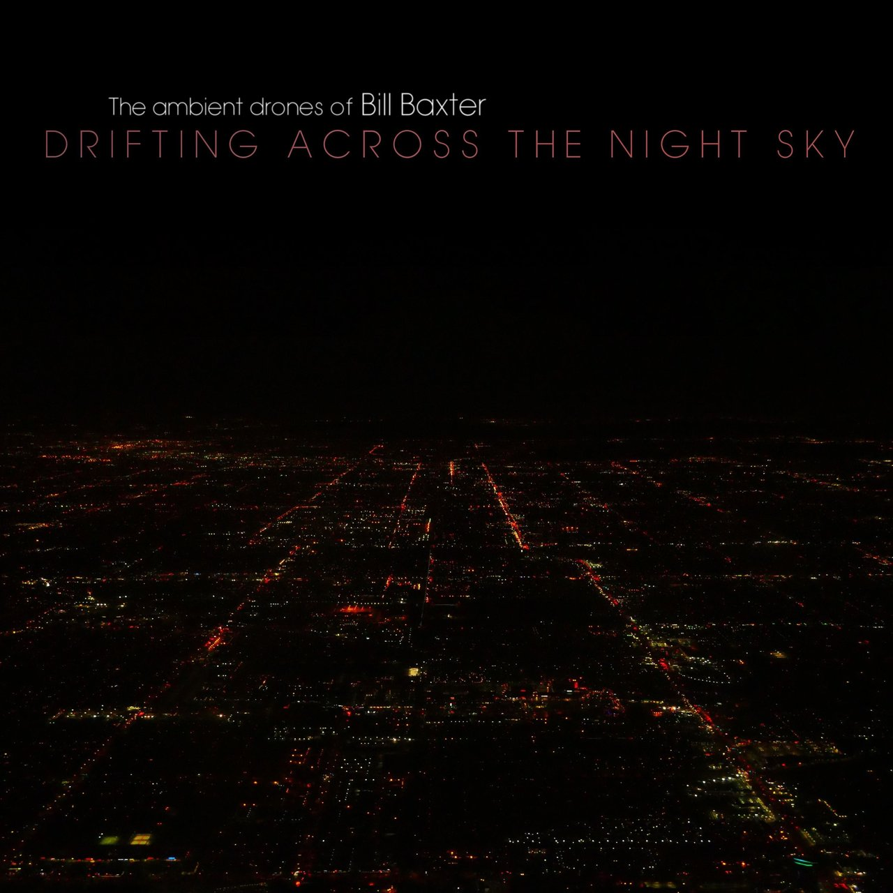 Drifting Across the Night Sky