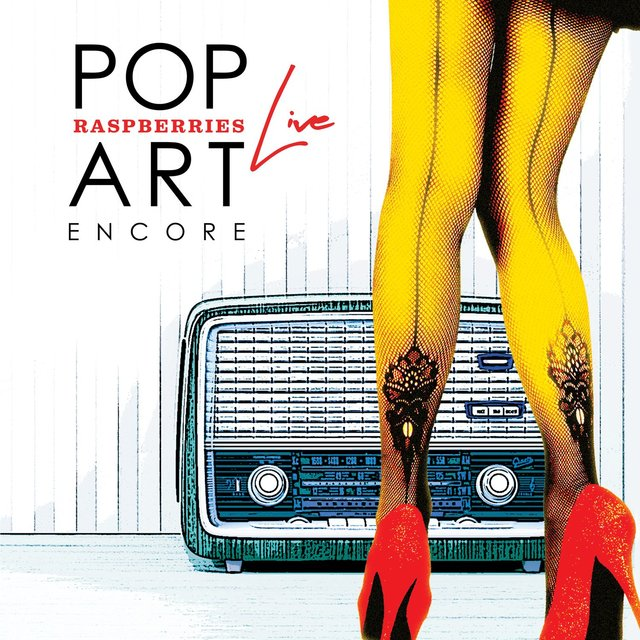 Pop Art Live - Encore