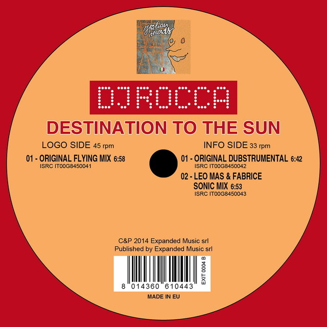 Destination To The Sun